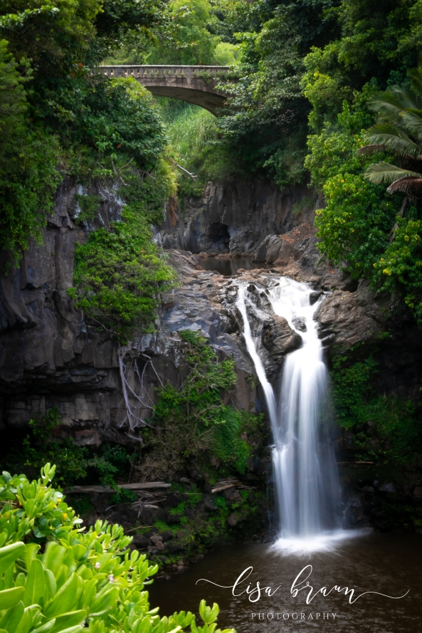 maui- waterfall
