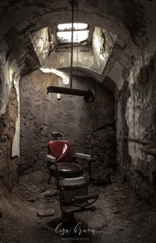 Eastern State Penitentiary- Prison Cell